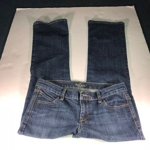 OLD NAVY Diva Jeans Size 6 Womens Blue